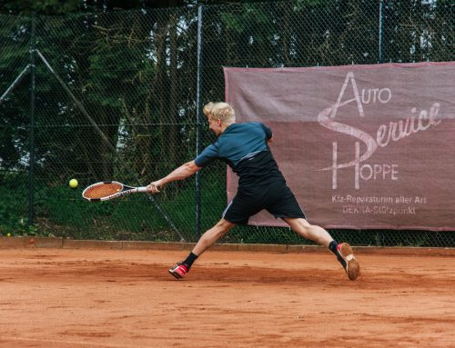 Wir können endlich in die Tennis-Saison starten!