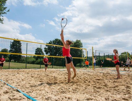 Anmeldung zum diesjährigen Beach-Tennis-Turnier