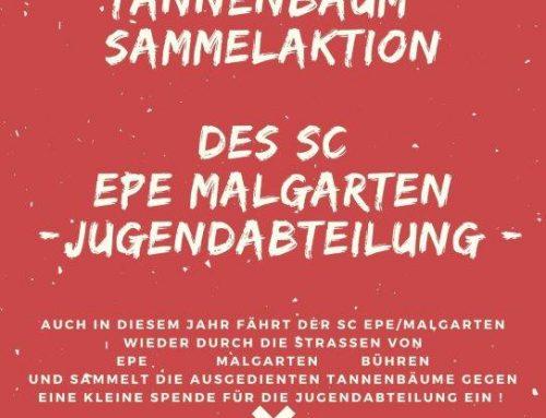 Tannenbaum Sammelaktion