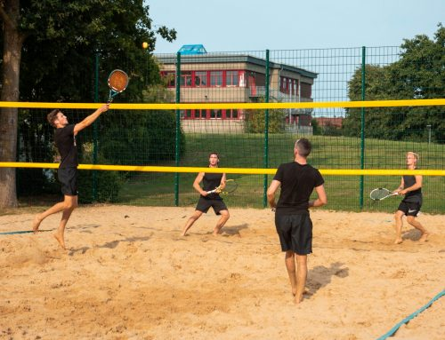 Beachtennis-Turnier 2020 – Corona Edition.