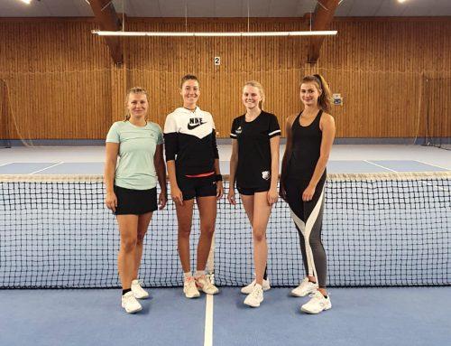 Tennis Damen gelingt Einzug ins TNB-Pokalfinale!