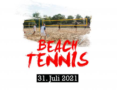 Eper Beach Tennis Turnier 2021